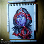 Sketchbook - Amal'akor is not impressed)