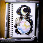 Sketchbook - Moonlight