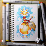 Sketchbook - Sunshine