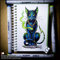Sketchbook - Familliar by Candra