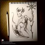 Sketchbook - Daemonette