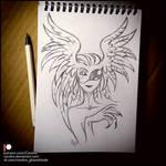 Sketchbook - Sirene