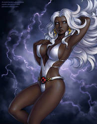 Storm (SFW) by Candra
