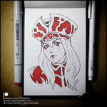 Sketchbook - Sally Whitemane by Candra