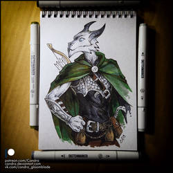 Sketchbook - Sniv by Candra