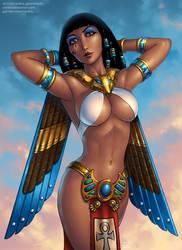 Pharah (SFW) by Candra