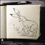 Sketchbook - Playing Hare