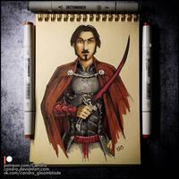 Sketchbook - Taser Tirant