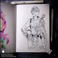 Sketchbook - Sanistasia Minst