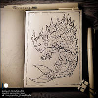 Sketchbook - Hill-fish
