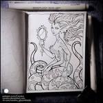 Sketchbook - Mersnake
