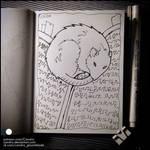 Sketchbook - Book Rat