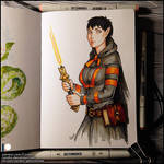 Sketchbook - Makaria