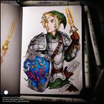 Sketchbook - Link