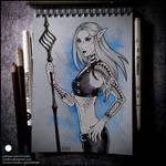 Sketchbook - Brenna