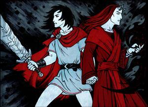 Troile and Moloch - Last battle