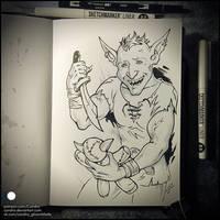 Sketchbook - Chewy