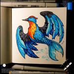 Sketchbook - Merbird