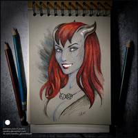 Sketchbook - Rhea