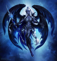 Commission - Syath'rael