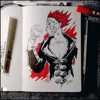 Sketchbook - Spike