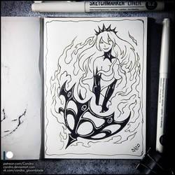 Sketchbook - Will-o-the-Wisp