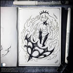 Sketchbook - Will-o-the-Wisp