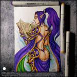 Sketchbook - Myst