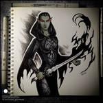Sketchbook - Raven Dalmora