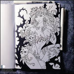 Sketchbook - Persephone (SFW)