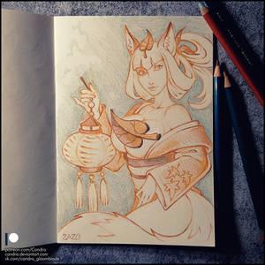 Sketchbook - Kongiku (SFW)