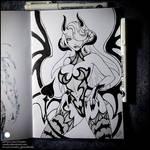 Sketchbook - Mehira (SFW)