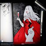 Sketchbook - Carmilla (SFW)