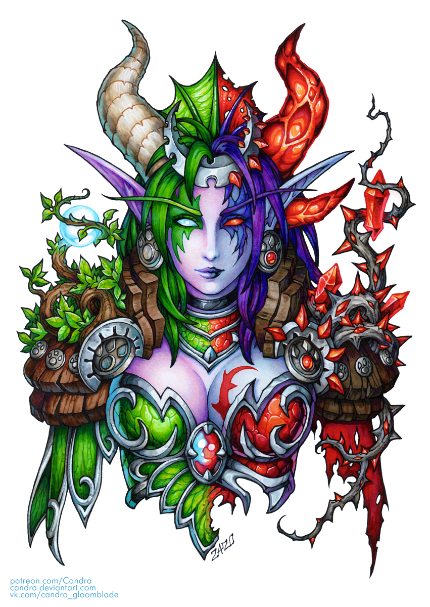 Two faces of Ysera