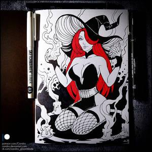 Sketchbook - Mirael (SFW)