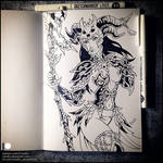 Sketchbook - Yavana (SFW)