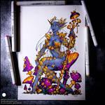 Violet Shrieker