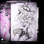 Sketchbook - Lisa (SFW)