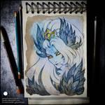 Sketchbook - Coven Zyra