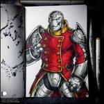 Sketchbook - W.A.P. The Warforge