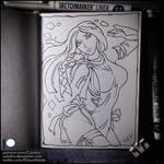 Sketchbook - Ittan-momen