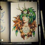 Sketchbook - Artemis