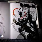 Sketchbook - Daniela (SFW)