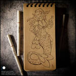 Sketchbook - Merrow