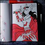 Sketchbook - Lady Sif