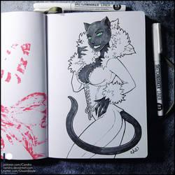 Sketchbook - Lady Undaladone