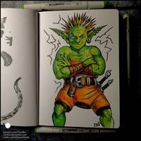 Sketchbook - Kayozz