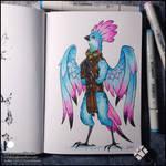 Sketchbook - Lyla