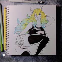 Sketchbook - Lucoa (SFW)
