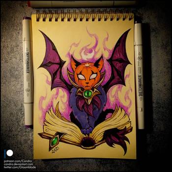 Sketchbook - Bewitching Yuumi